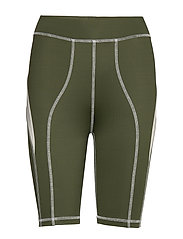 Elena shorts - DARK GREEN
