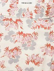 Wood Wood - Helene skirt - midinederdele - floral aop - 2