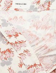 Wood Wood - Helene skirt - midinederdele - floral aop - 3