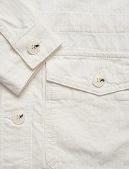 Wood Wood - Gretchen jacket - utility jassen - off-white - 4
