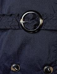 Wood Wood - Karin trench coat - trenchcoats - navy - 5