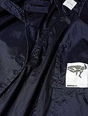 Wood Wood - Karin trench coat - trenchcoats - navy - 6