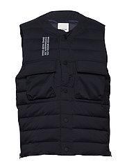 Kelvin light padded vest - NAVY