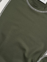 Wood Wood - Emma T-shirt - t-shirts - dark green - 2