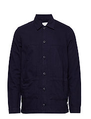 Fabian shirt - NAVY
