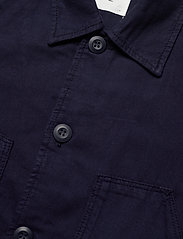 Wood Wood - Fabian shirt - overshirts - navy - 2