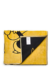 Lenny towel - YELLOW