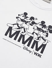 Wood Wood - Aria T-shirt - printed t-shirts - bright white - 2