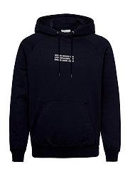Fred hoodie - NAVY