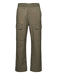 Halsey tech trousers - DUSTY GREEN