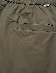Wood Wood - Halsey tech trousers - cargobukser - dusty green - 3