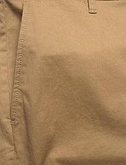 Wood Wood - Jonathan light twill shorts - chino's shorts - khaki - 2