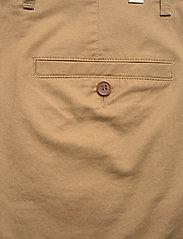 Wood Wood - Jonathan light twill shorts - chino's shorts - khaki - 4