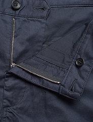 Wood Wood - Jonathan light twill shorts - chino's shorts - navy - 3