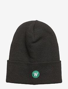 Gerald tall beanie - bonnets & casquettes - black