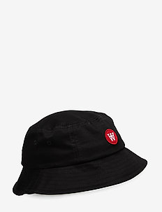 Val kids bucket hat - BLACK