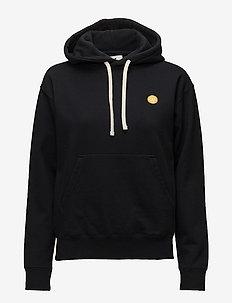 Jenn hoodie - hættetrøjer - black