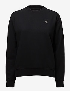Jess sweatshirt - svetarit - black