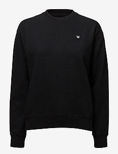 Jess sweatshirt - sweatshirts - black