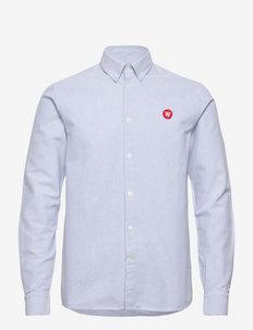 Ted shirt - biznesowa - light blue