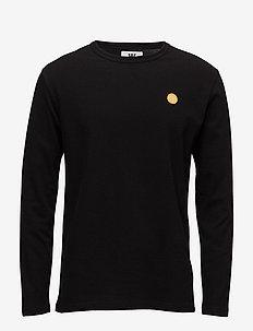 Mel long sleeve - BLACK