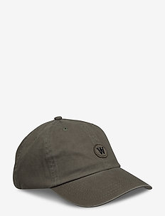 Eli cap - czapki - army green