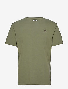 Ace T-shirt - perus t-paidat - army green