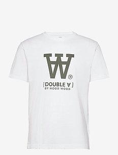 Ace T-shirt - korte mouwen - bright white