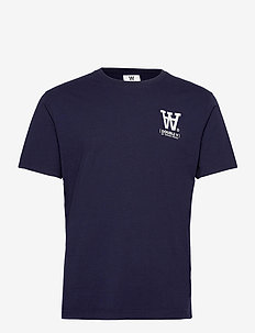 Ace T-shirt - basic t-shirts - navy