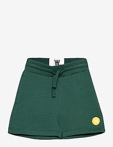 Vic kids shorts - shorts - faded green