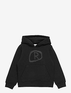 Izzy kids hoodie - sweatshirts & hættetrøjer - black