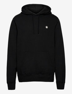 Ian hoodie - sweats à capuche - black/green