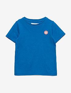 Ola kids T-shirt - BRIGHT BLUE