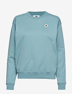 Jess sweatshirt - DUSTY BLUE