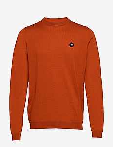 Kip crewneck - ORANGE