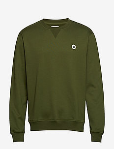 Tye sweatshirt - ARMY GREEN