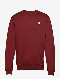 Tye sweatshirt - DARK RED