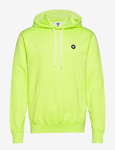 Ian hoodie - BRIGHT GREEN