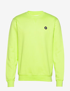 Tye sweatshirt - BRIGHT GREEN