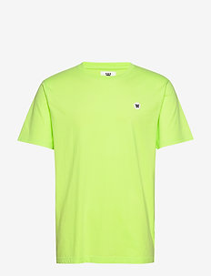 Ace T-shirt - BRIGHT GREEN