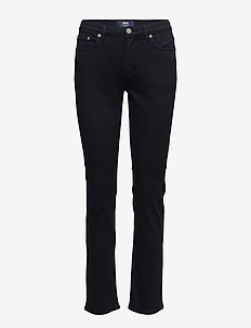 Lou Blue Overdye - slim jeans - blue overdye