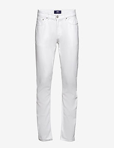 Wes jeans - WHITE