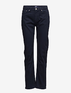Ina jeans - straight jeans - dark blue