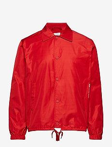 Kael jacket - windjacks - red