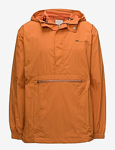 Loy jacket - anoraks - dark orange