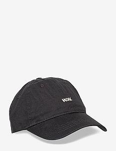 Low profile cap - BLACK