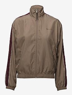 Tekla jacket - LIGHT CAMEL