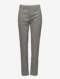 Rubis trousers - LIGHT GREY MELANGE