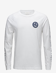 Han long sleeve - BRIGHT WHITE