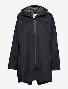 Damian jacket - FADED BLACK